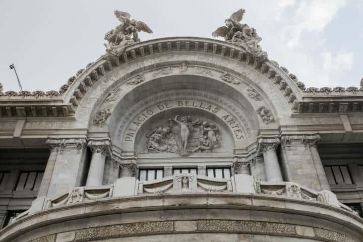 Edificio de mármol, una obra de arte. CDMX, Foto: Taavi Randmaa