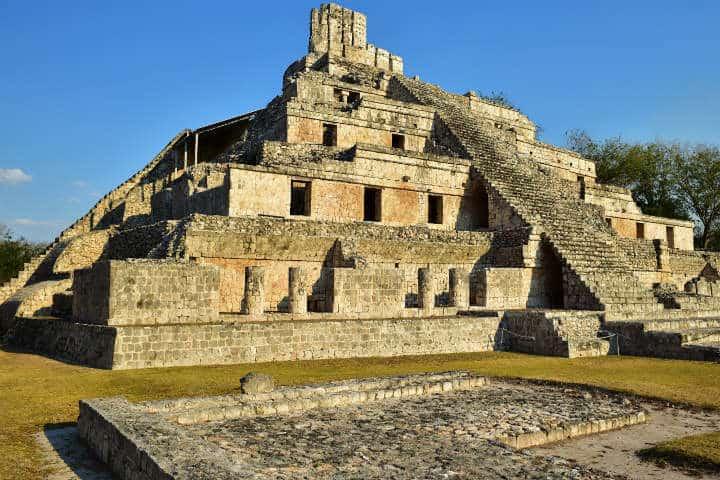 Edzná Campeche.Foto.Orientalzing.1