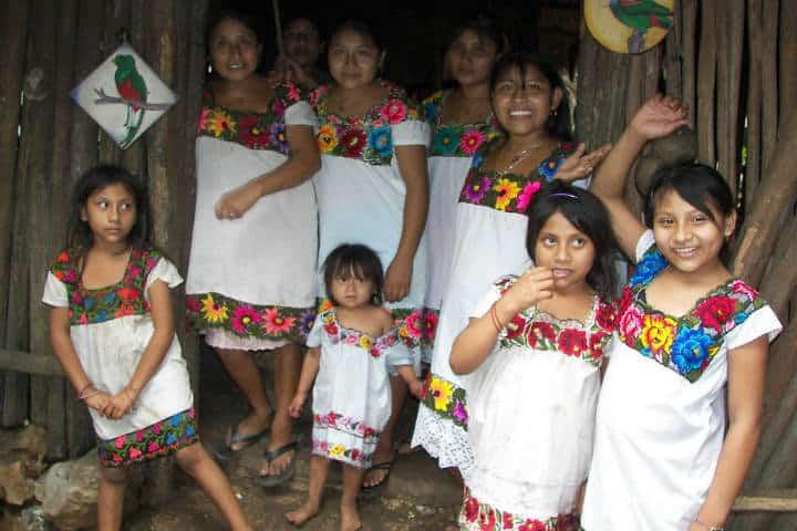 El carisma de la gente de Yucatán.Foto.Mayan Yucatan Traveler.3