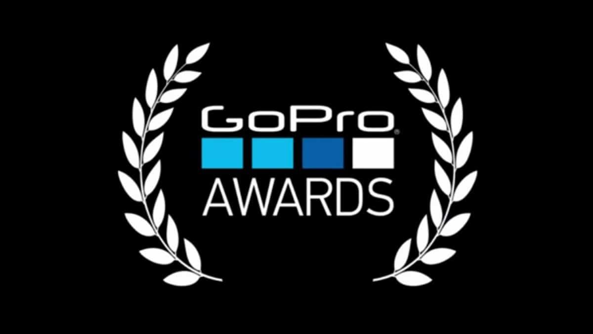 GoPro awards. Imagen: USA. Archivo