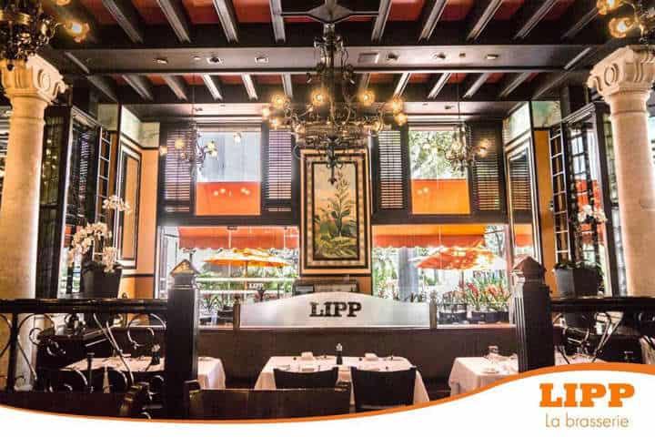 LIPP La brasserie Polanco CDMX.Foto.Twitter.9