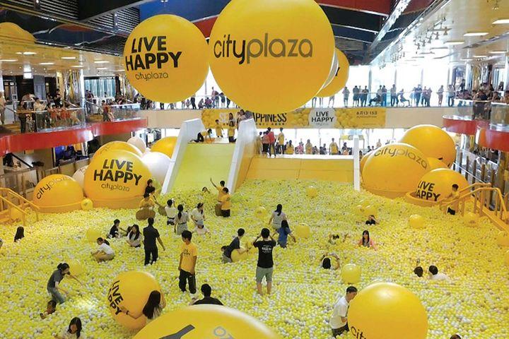 Live happy city plaza 1.