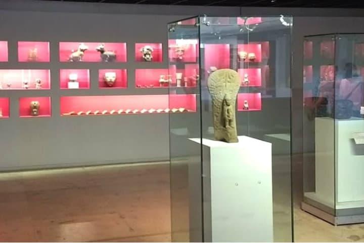 Museo regional de antropología. Imagen: TABASCO. Archivo
