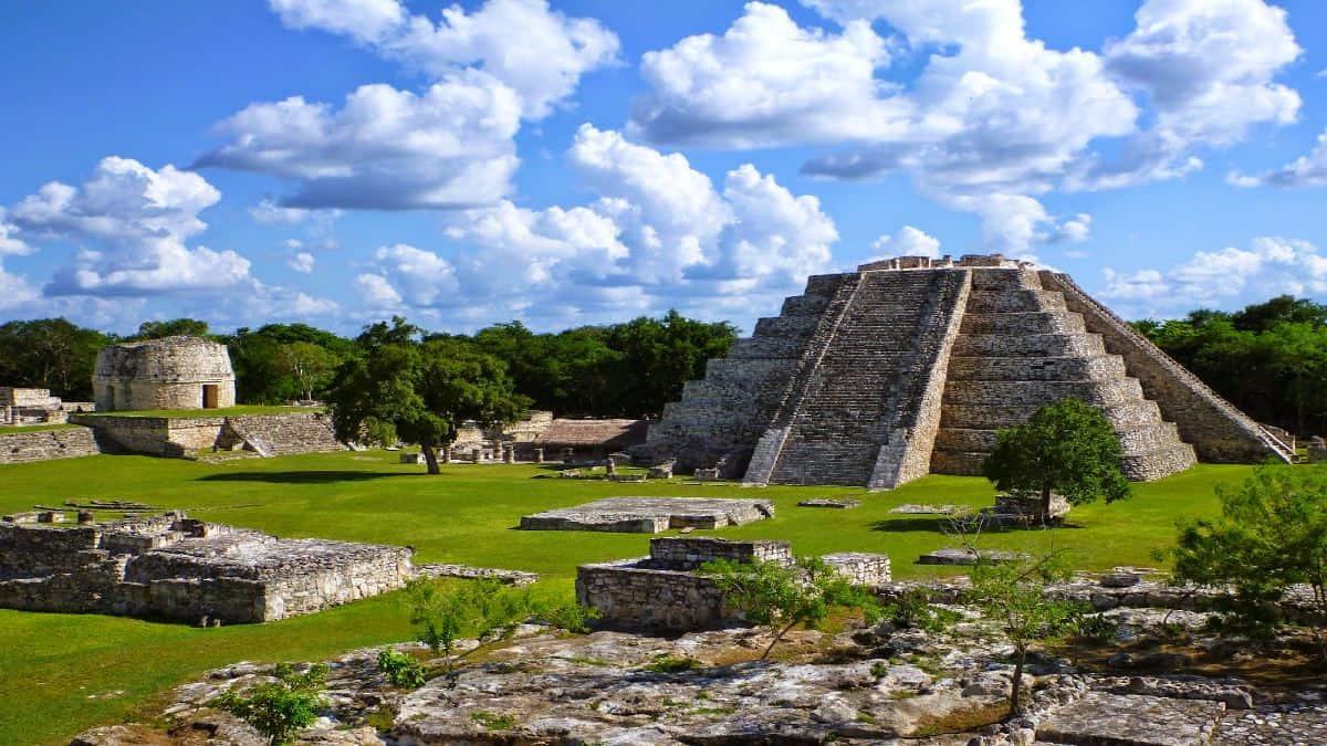 Mayapán, Yucatán. Foto: megaconstrucciones.net