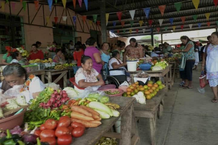Mercado de Acanceh.Foto.Hotel MedioMundo.12