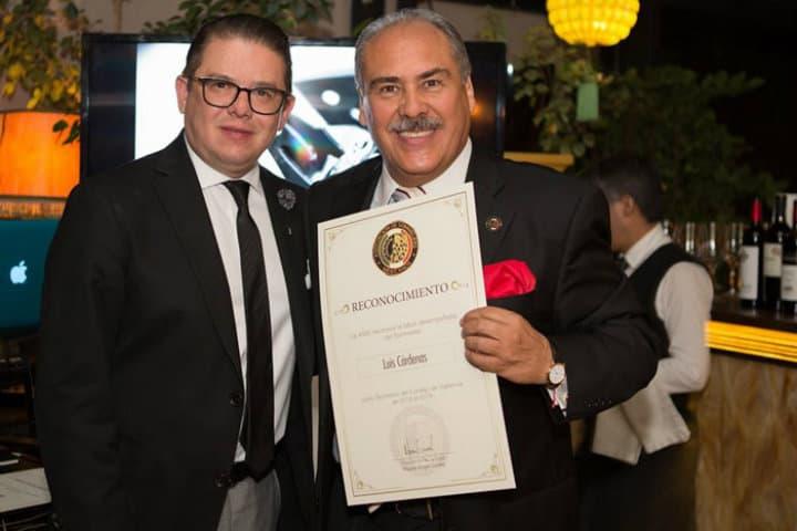 Miguel Ángel Cooley es el nuevo presidente de la Asociación de Sommeliers Mexicanos.Foto.Bleu &Blanc.2