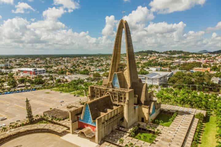 Nuestra Señora de Altagracia.Punta Cana.Foto.El Trastero del Viajero.4