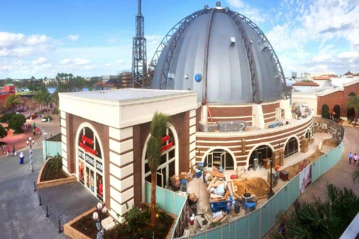 Planet Hollywood en Orlando. Foto: bizjournals.com