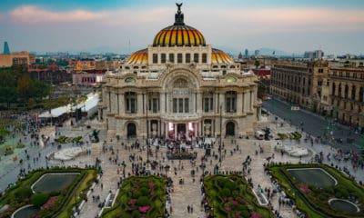 Portada. Curiosidades del Palacio de Bellas Artes. CDMX. Foto: Nan Palmero