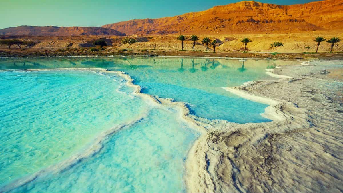Portada.Mar Muerto el spa más grande.Foto.Hilton