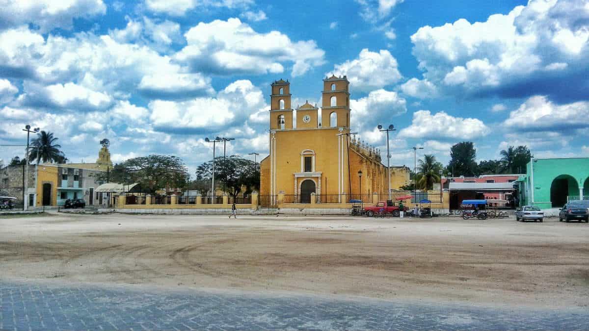 Portada.Pueblo Maya Acanceh.Foto.Marysol