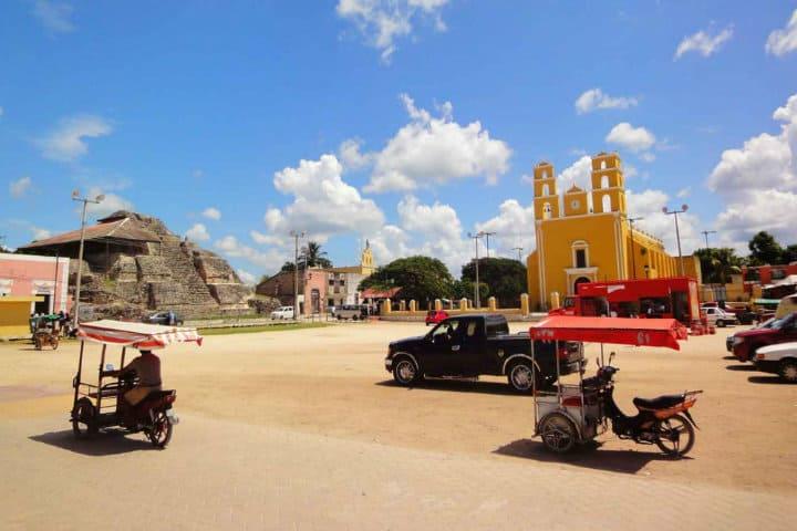 Pueblo Maya Acanceh Yucatan.Foto.Playas de México.7