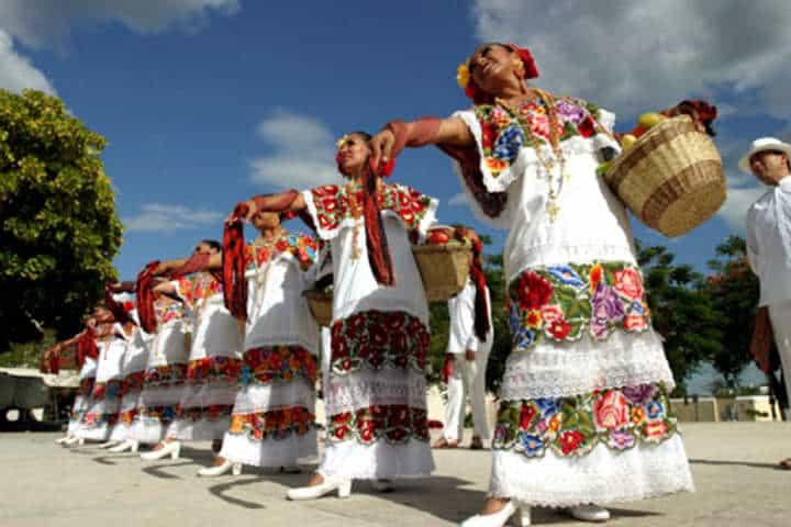 Una gran mezcla de culturas.Foto.Gobierno del Estado de Yucatán.10