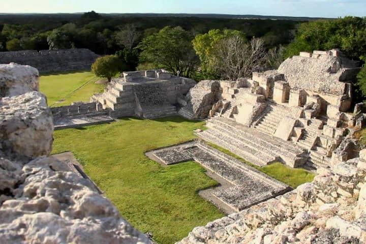 Zona arqueológica de Ezdná.Foto.Youtube.9