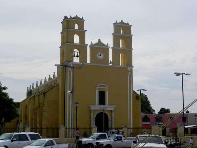 acanceh parroquia