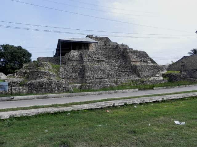 acanceh templo maya