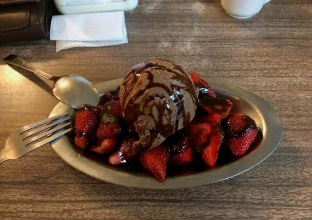 chiandoni helado de chocolate