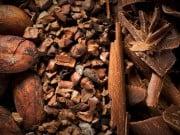 chocolate pedazos tabasco