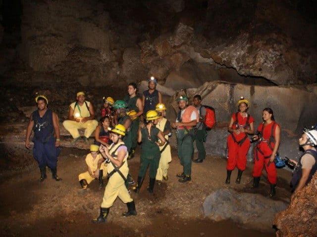 fun fun cave