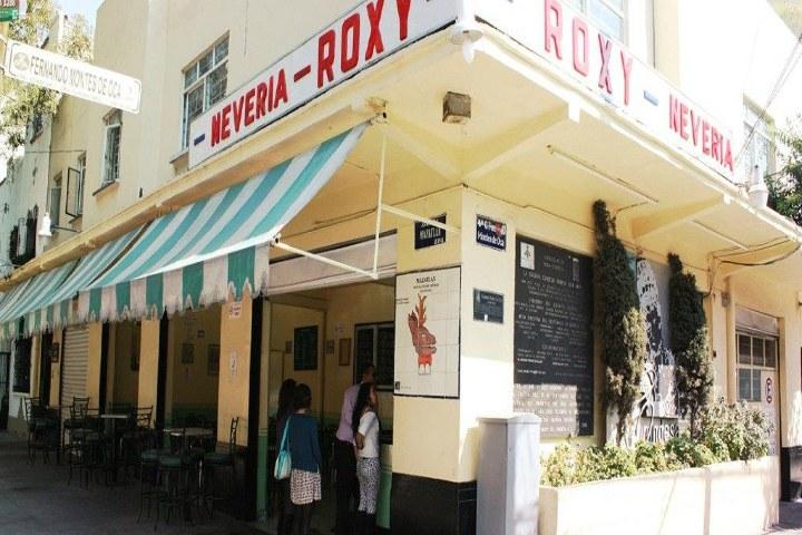 heladerías de la cdmx Roxy- Pinterest
