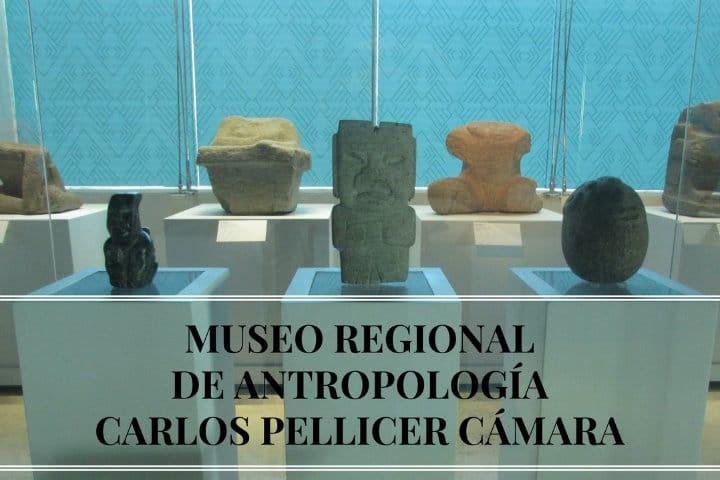 Entrada al museo. Imagen: Tabasco. Archivo