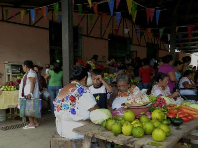 mayapan acanceh mercado