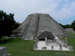 mayapan el castillo