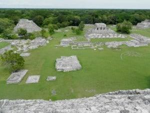 mayapan restos arqueologicos