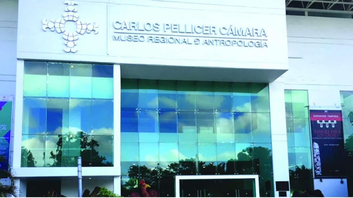 Museo de antropología de Villermosa. Imagen: Tabasco. Archivo