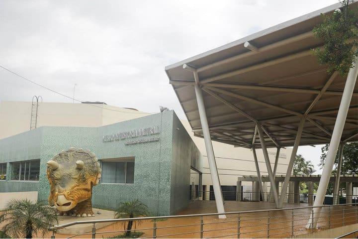 Museo de antropología. IAMGEN:  Tabasco. Archivo