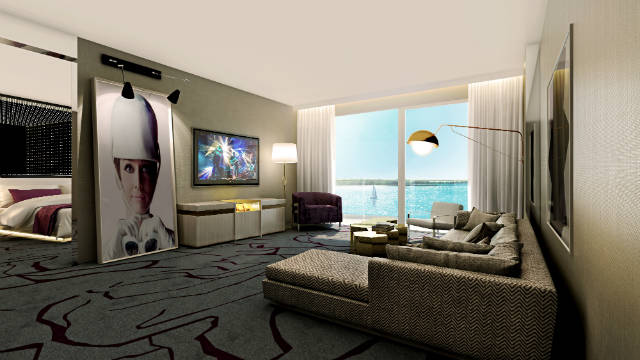 planet hollywood condo hotel orlando habitacion