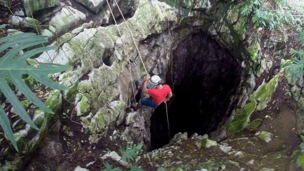 Cueva de las Sardinas Ciegas