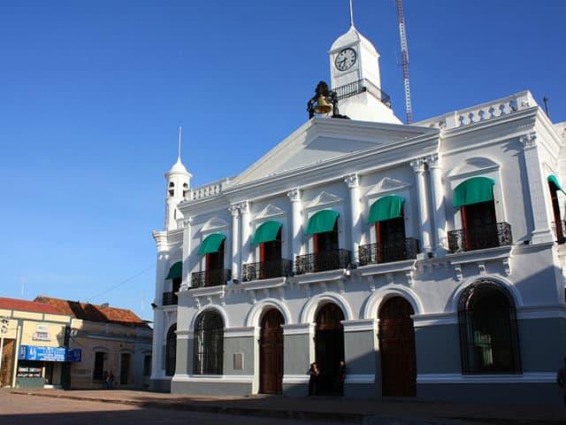 villahermosa palacio municial