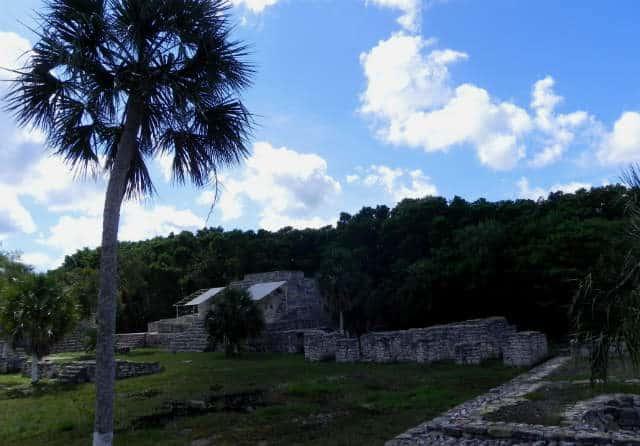 xcambo templo chaac