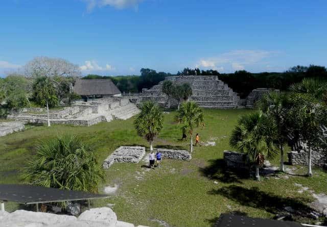 xcambo zona arqueologica