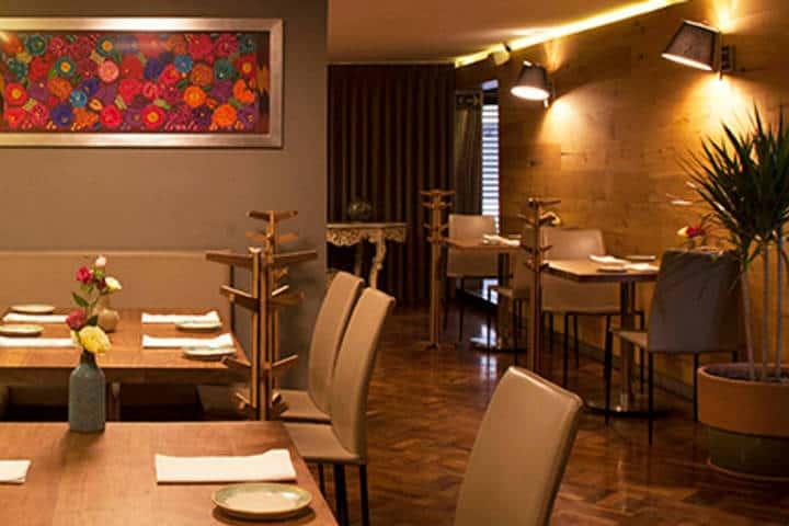 Restaurante Quintonil. Imagen: CDMX. Archivo