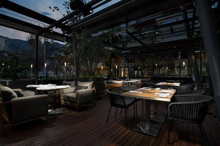Restaurante Pangea. Imagen: Nuevo León. Archivo