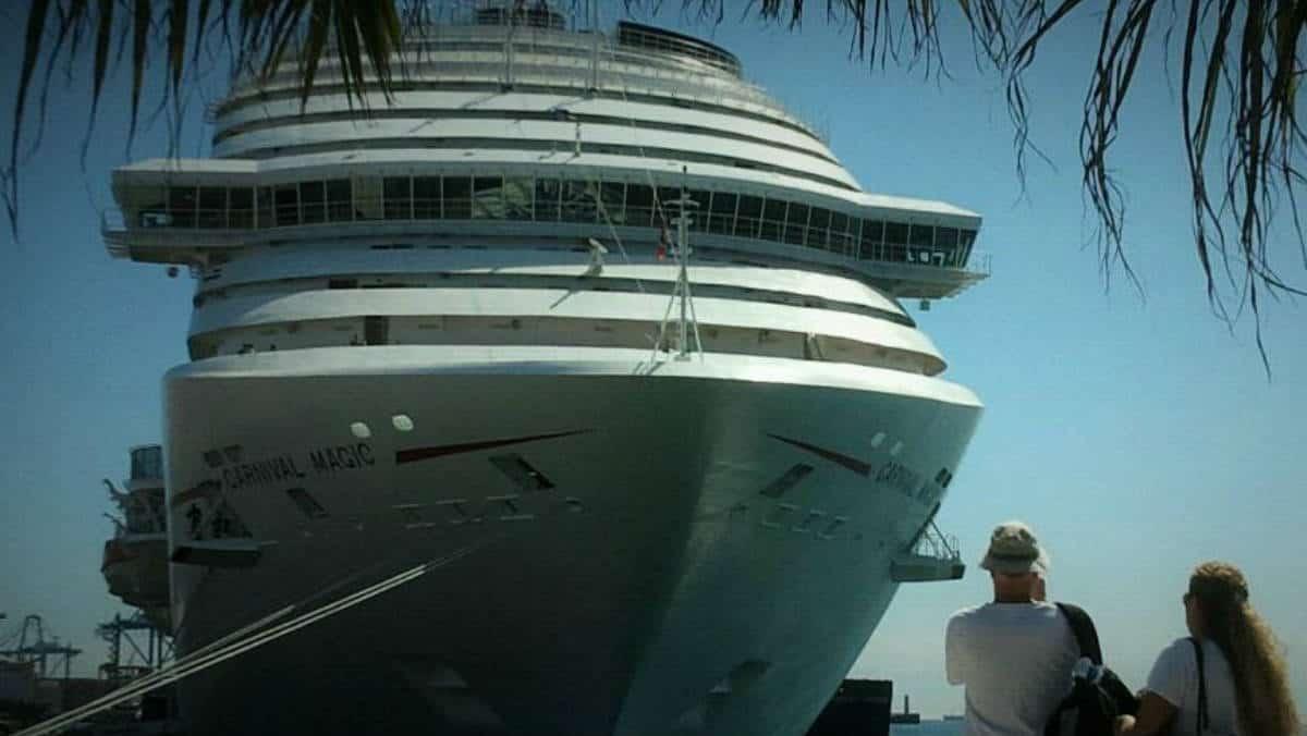 Ahorrar en crucero. Imagen. Archivo 1