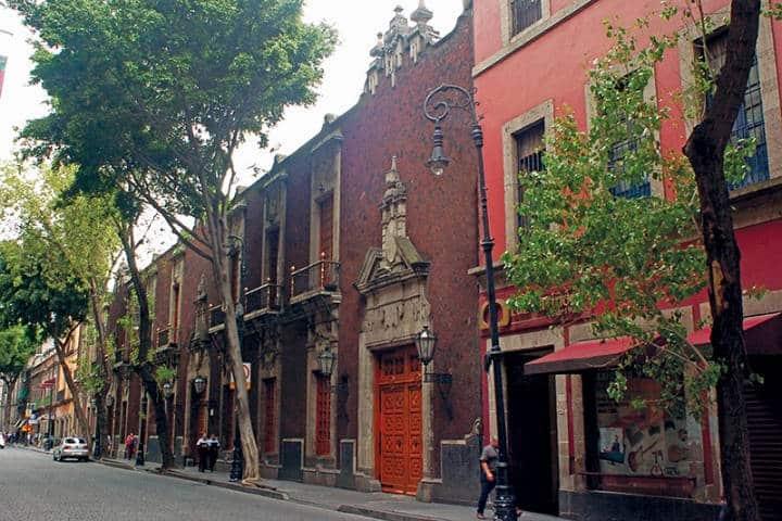 Calle Donceles. CDMX. Imagen Twitter 3