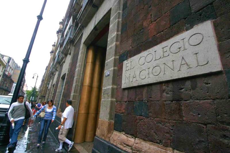 Colegio Nacional. CDMX. Imagen Obras 6
