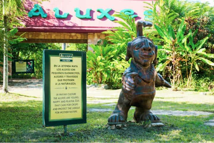 Ecoparque los Aluxes. Imagen; Chiapas. Archivo