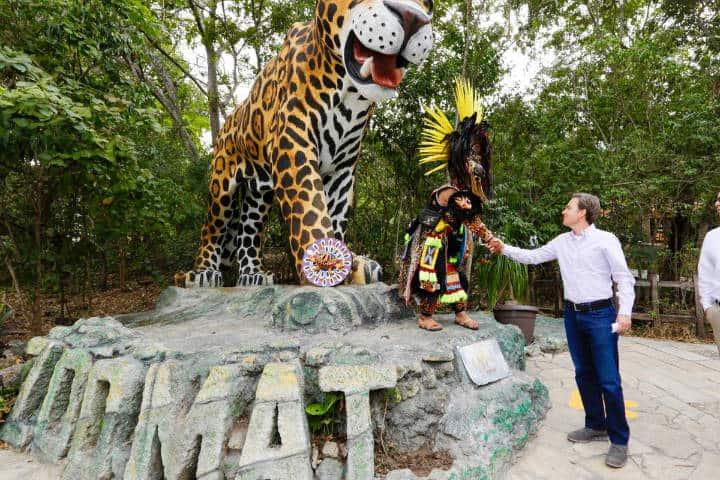 Zoológico Miguel Álvarez del Toro. Imagen: Chiapas. Archivo