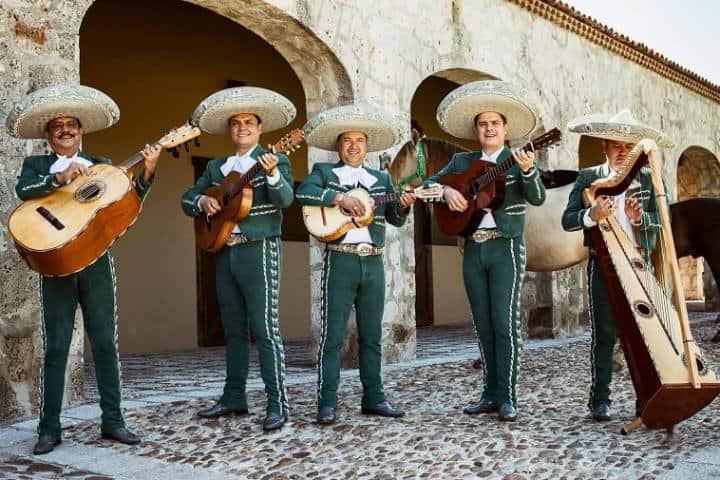 El mariachi es orgullo de nuestra nación.Foto.Actualidad Viajes.7