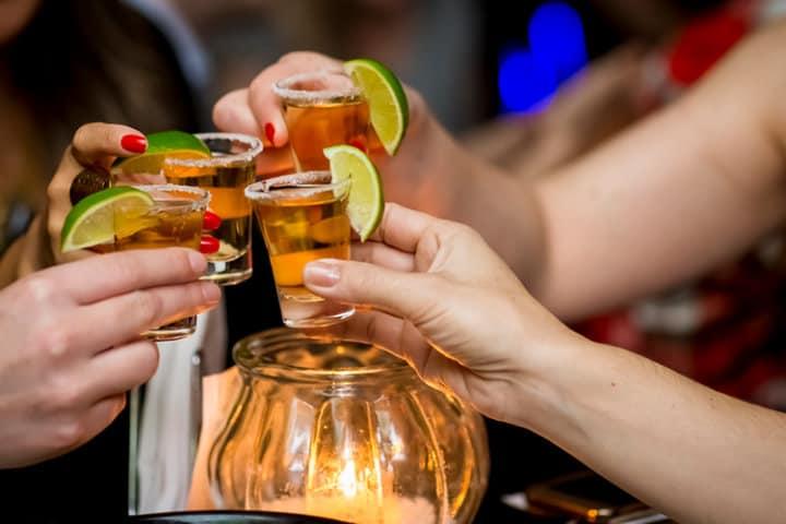 El tequila siempre nos ha caracterizado.Foto.La Neta MX.6