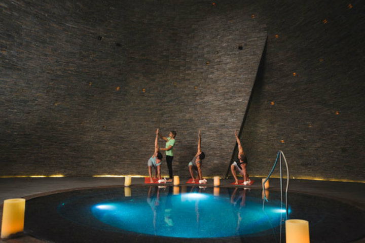 Grand-Hyatt-Playa-DelCarmen-Resort-Lifestyle-Cenote-Spa-Fitness-Center-Yoga-Class-Men