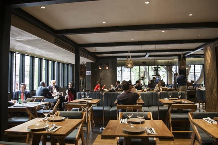 Restaurante Biko. Imagen: CDMX. Archivo