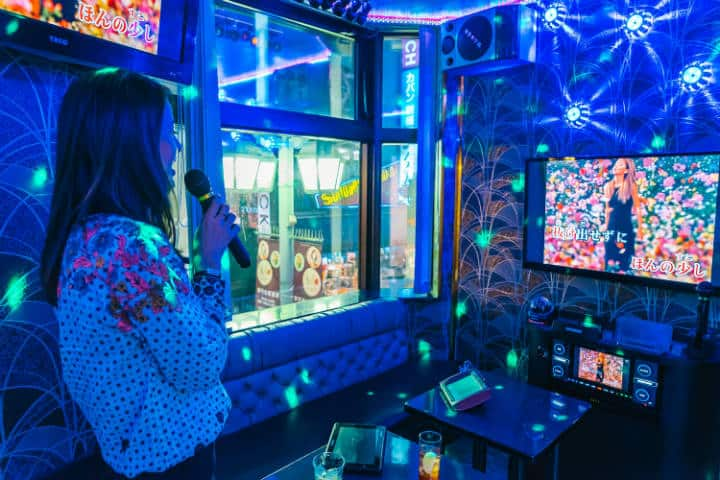 Karaoke Box. Tokyo. Imagen. Boxhero