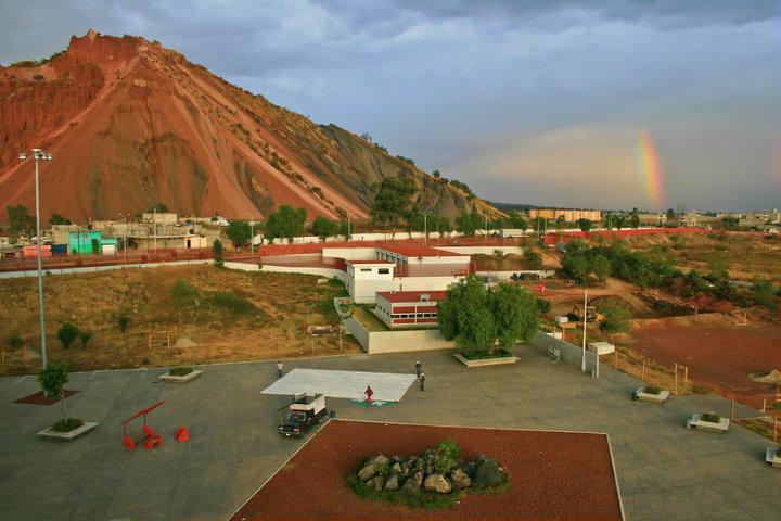 Las vistas que tendrás del Cerro de las Minas son dignas de justificar una visita a Iztapalapa Foto ismael villafranco