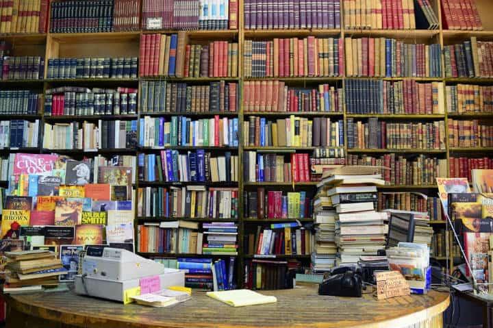 Libreria. CDMX. Imagen CDMX 2