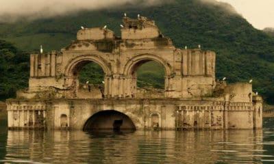 Lugares abandonado en México. Santiago. Imagen: Archivo